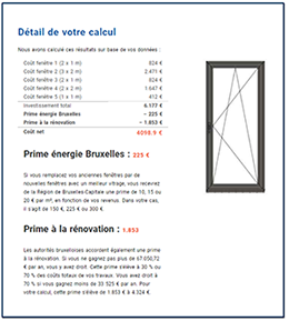 example calculation prime chassis